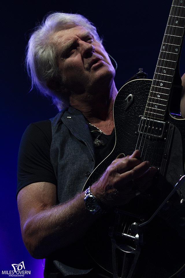 Tom Cochrane at Rock The Lake | Photo copyright (c) 2019 Miles Overn Photography