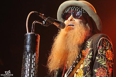 ZZ Top in Kelowna | Photo copyright (c) 2014 Miles Overn Photography